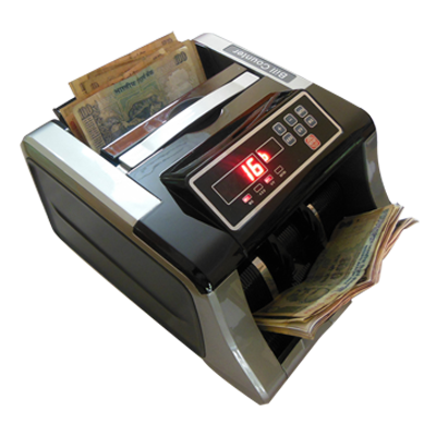 Note Counting Machine Battery Operated