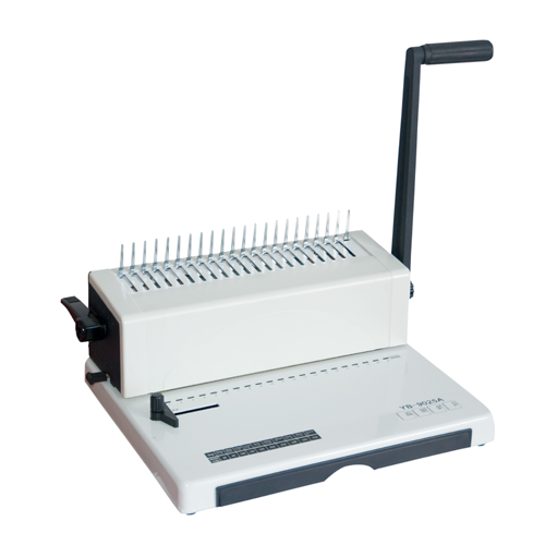 Alphaa Tradings Comb Binding Machine 1 Dealers and Suppliers