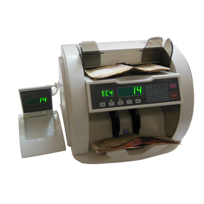 Note Counting Machine Front Loaded