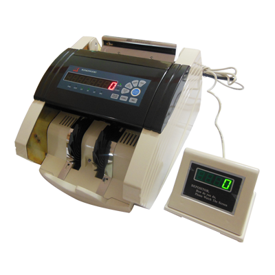 Note Counting Machine 4