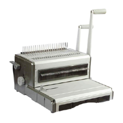 Comb + Wiro Binding Machine